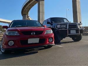 ファミリアS-ワゴン BJ5W RS Sパッケージ  平成14年車のカスタム事例画像 みーちゃろさんの2020年06月29日00:30の投稿