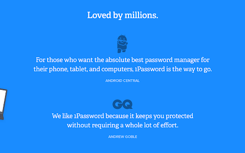1Password Pro Apk- Password Manager and Secure Wallet 10
