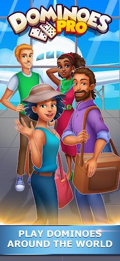 Dominoes Pro | Play Offline or Online With Friends 8.05 screenshots 1