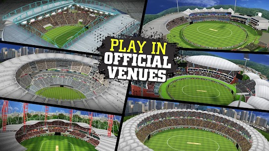 Big Bash Cricket Mod Apk v2.0 (Unlimited Money, Coins) 4