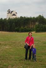 Photo: Zamek jest częścią fortyfikacji zwanych Szlakiem Orlich Gniazd.