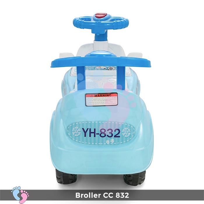 Xe chòi chân Broller CC YH-832 5