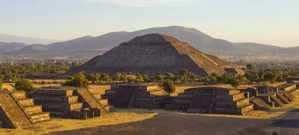 Pyramid of the Sun, Teotihuacán
