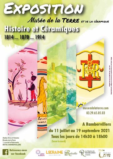Expo 2021 Musée Rambervillers