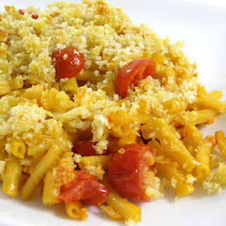 Low Fat Three Cheese Mac and Cheese, Made From a Box But Healthier