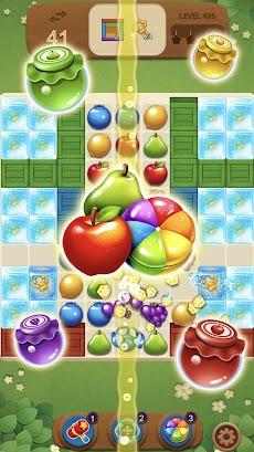 フルーツマジック : スイート・パズルマッチのおすすめ画像4