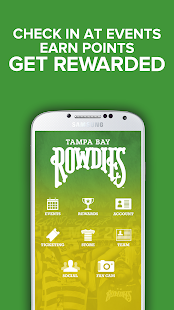Tampa Bay Rowdies- screenshot thumbnail