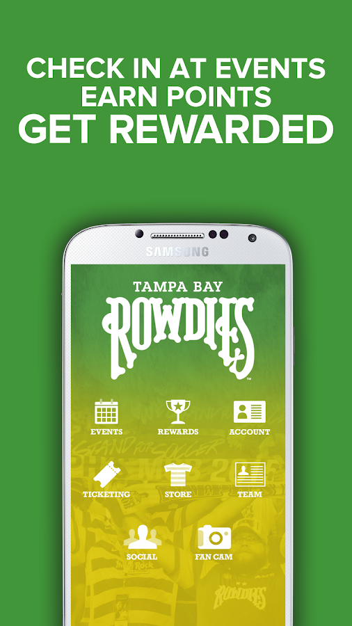 Tampa Bay Rowdies- screenshot