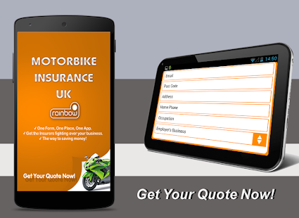 Motorbike Insurance UK- screenshot thumbnail