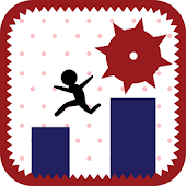 Parkour Man - Awesome Skill Vexation Games