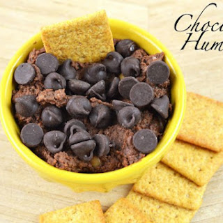 No-Bake Chocolate Hummus