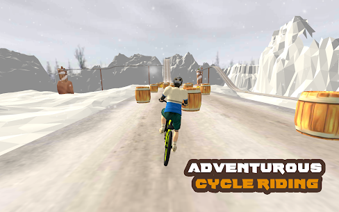 Impossible Bicycle Stunts BMX Games 5