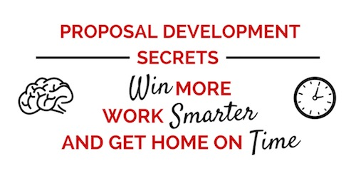 Proposal Development secrets presentation