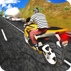 Moto Traffic Racer 3D for PC and MAC