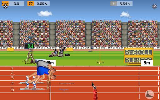 Ragdoll Runners screenshot 4