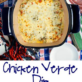 Chicken Verde Dip