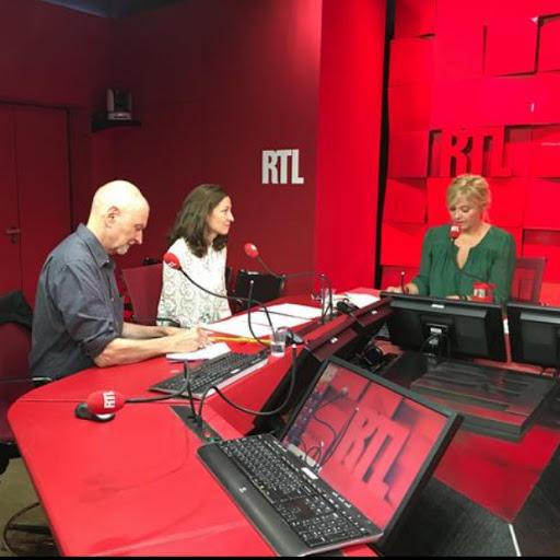Anne Peymirat sur RTL