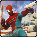 Spider Anti Terrorist Commando Icon