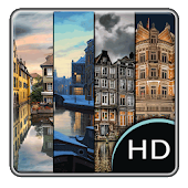 Amsterdam City Live Wallpaper