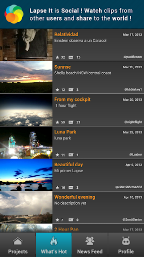 Lapse It • Time Lapse Camera 4.70 screenshots 5