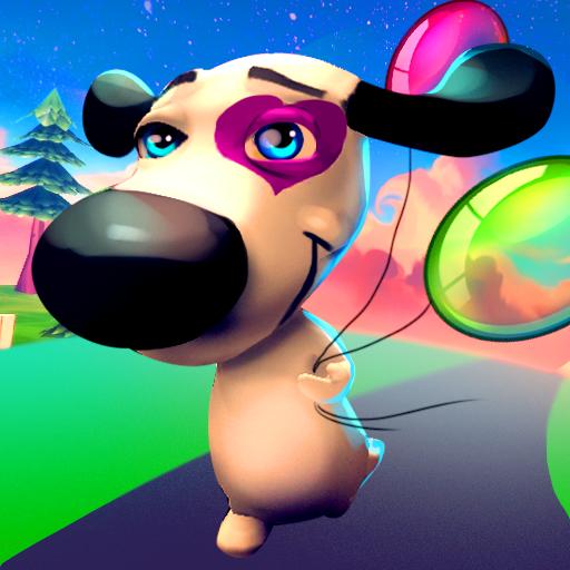 我可爱的小狗宠物亚军 模擬 App LOGO-APP開箱王
