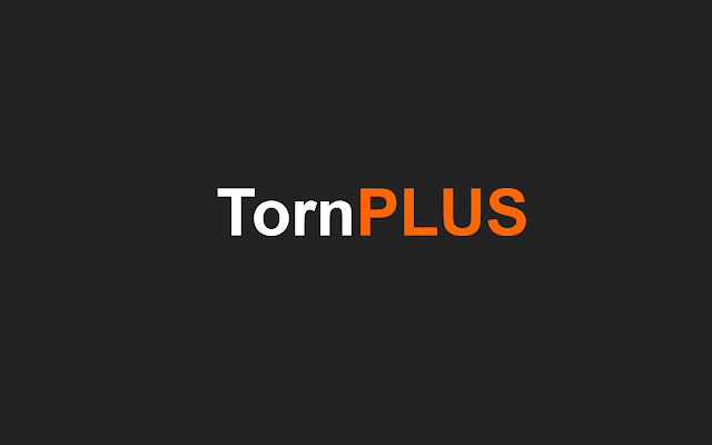TornPLUS for Torn
