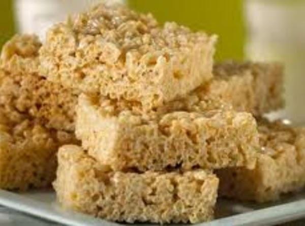 Kellogg's Rice Krispie Treats Recipe