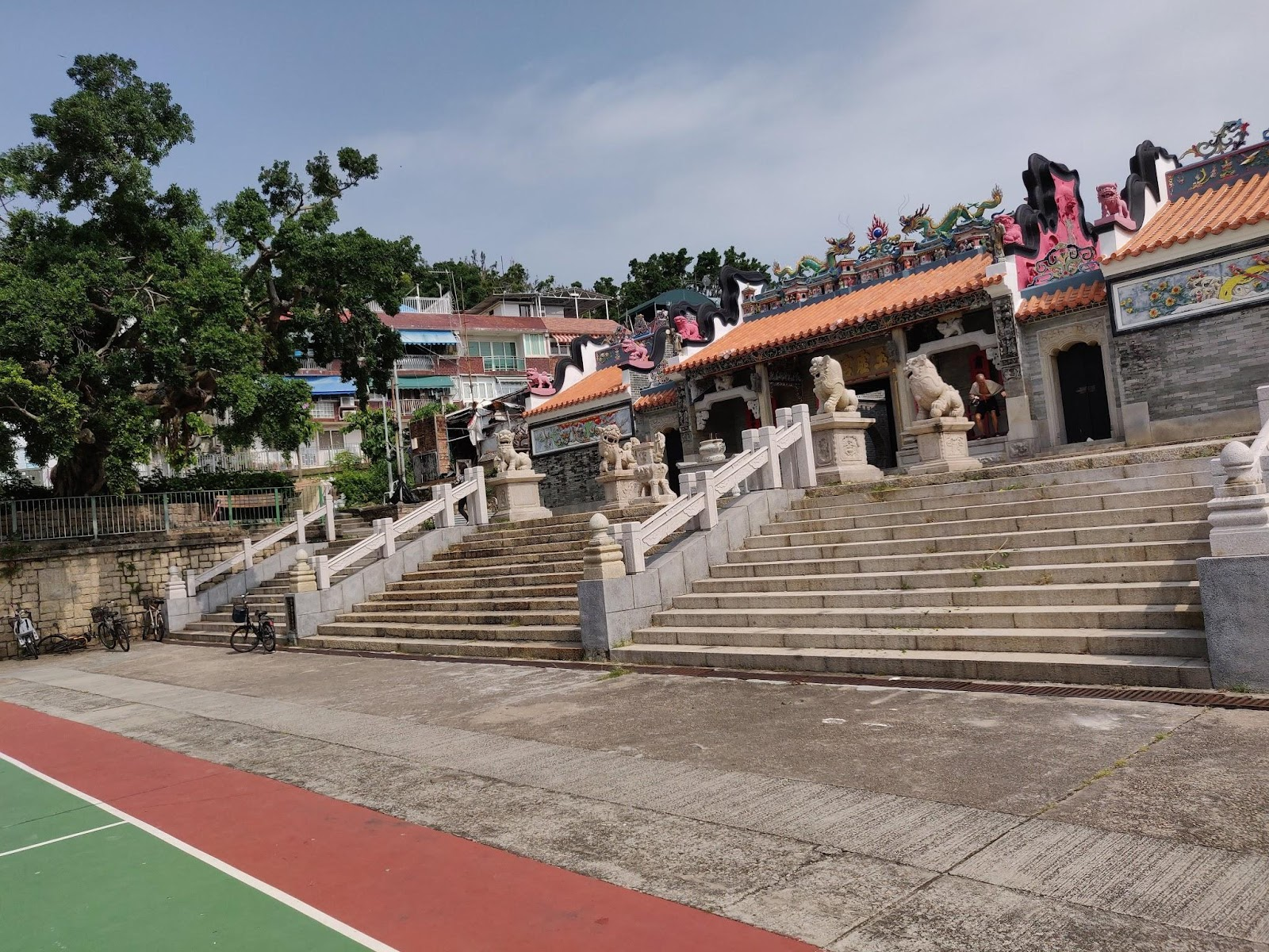 %name Hike Cheung Chau Island   Head to the Northern Headland