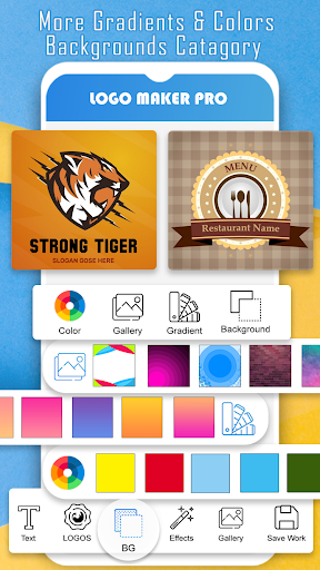 Logo Maker Pro- Logo Creator, Generator & Designer 1.8 screenshots 2