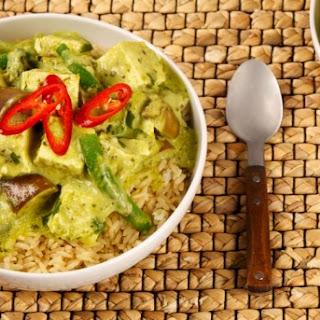Okra Green Curry Recipes