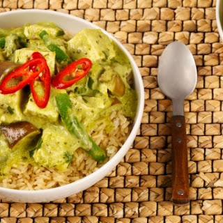 Easy Thai Green Curry With Tofu and Vegetables CBC Best Recipes Ever.