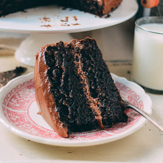 Our Favorite Chocolate Cake Recipe (a PSA)