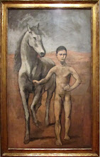 Photo: Pablo PICASSO - Boy leading a horse