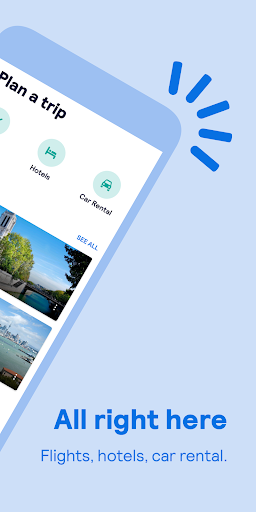 Skyscanner – cheap flights, hotels and car rental screenshot 2