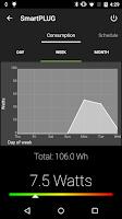 Screenshot of AwoX Smart CONTROL