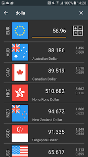 Swift Currency Converter App- screenshot thumbnail
