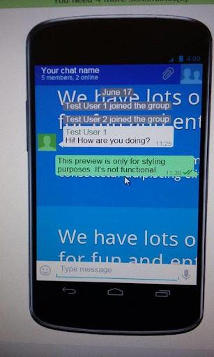 messenger social fanz