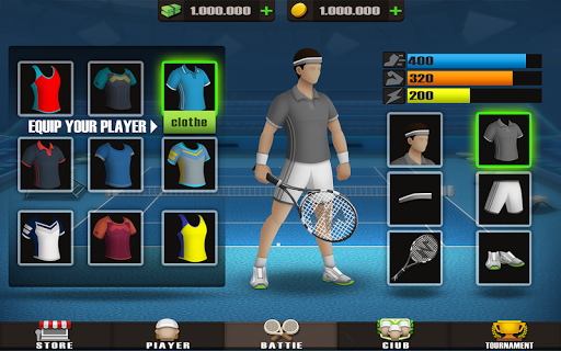 Tennis Stars  screenshots 14
