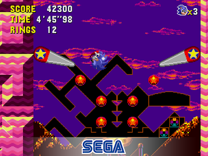 Sonic CD Classic- screenshot thumbnail
