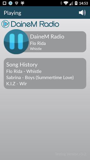 Dainem-Radio.de App