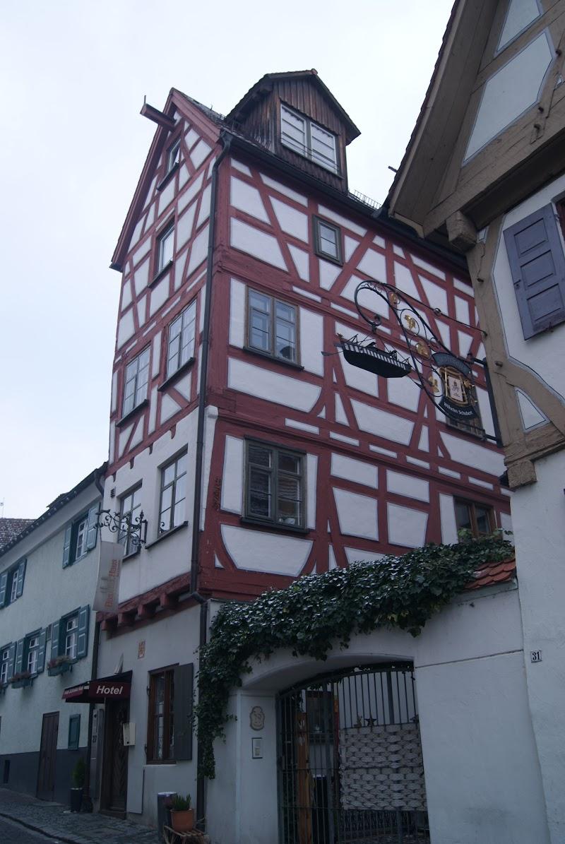 Три замка, немного городов и рождества (Бавария, Баден-Вюртемберг)