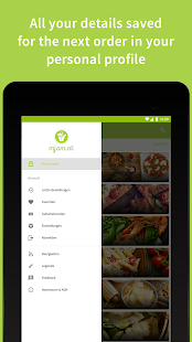 Mjam.at - Order food online- screenshot thumbnail