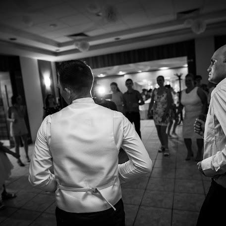 Wedding photographer Puskás Dávid fényképész (puskasdavid). Photo of 19.08.2017