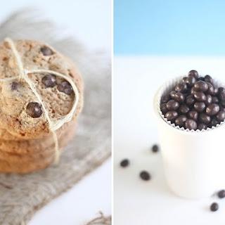 Coffee Bean Cookies.