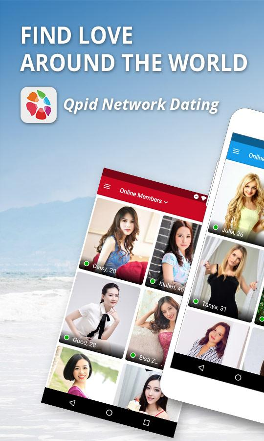 Qpid network dating app