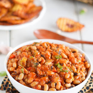 Red Red (African Stewed Black-eyed peas)