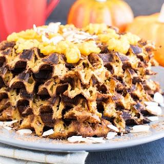 Vegan Almond Flour Waffles Recipes