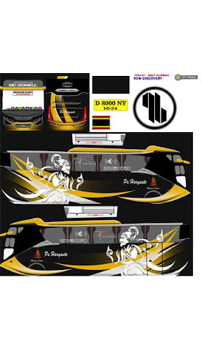 Livery Bus Simulator Indo Terbaru Lengkap 3 screenshots 6