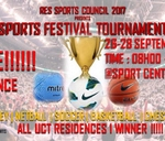 UCT Sports Festival  : UCT Sport Centre