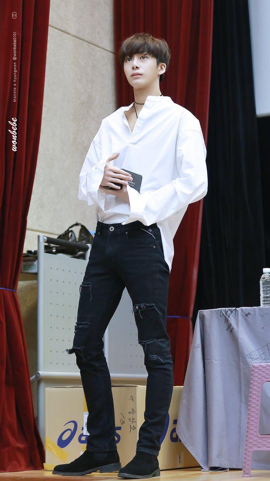 hyungwon body 3